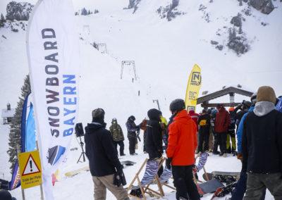 Burning Boots Bankes Slalom